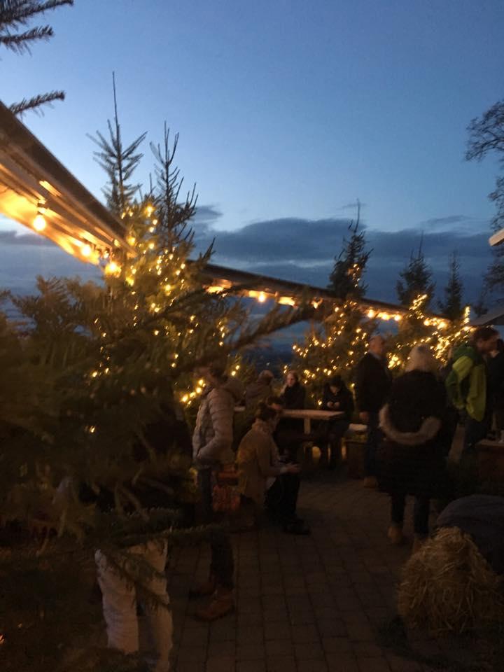 Weihnachtsmarkt Turmberg