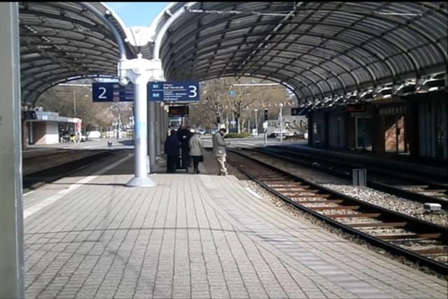 Albtalbahnhof Karlsruhe