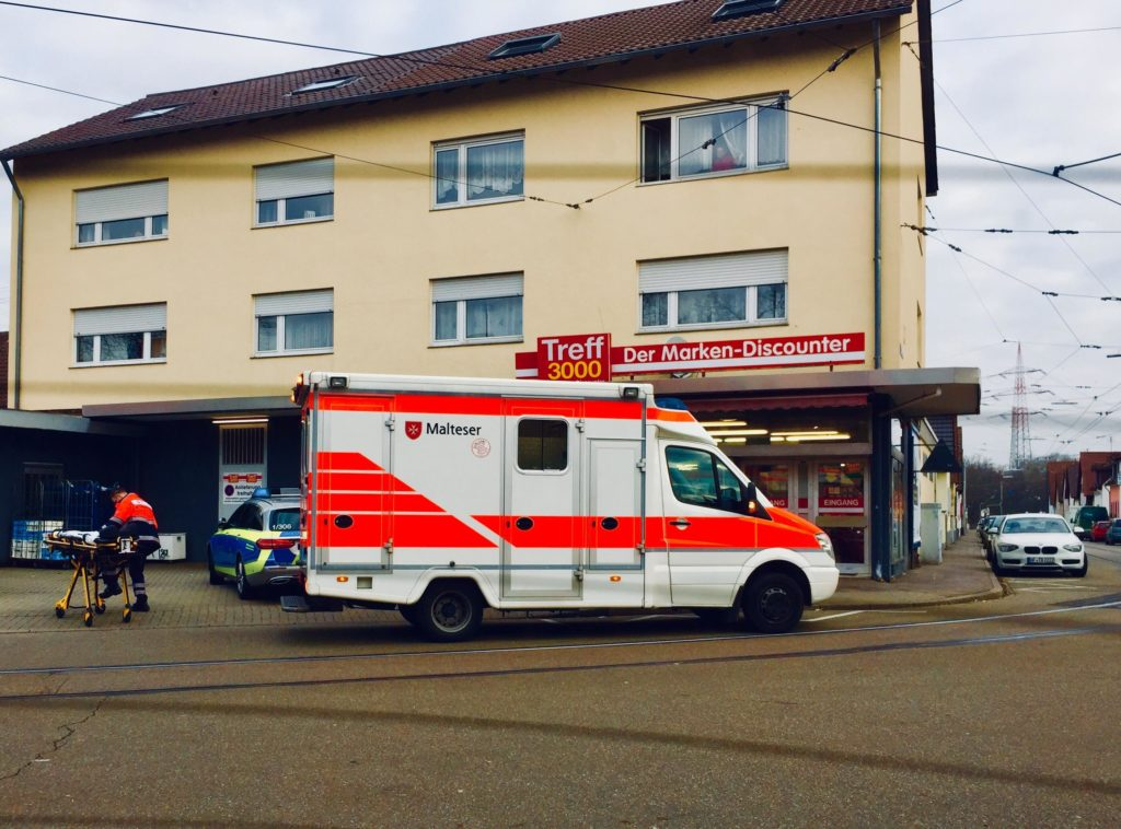 Polizeihubschrauber Karlsruhe