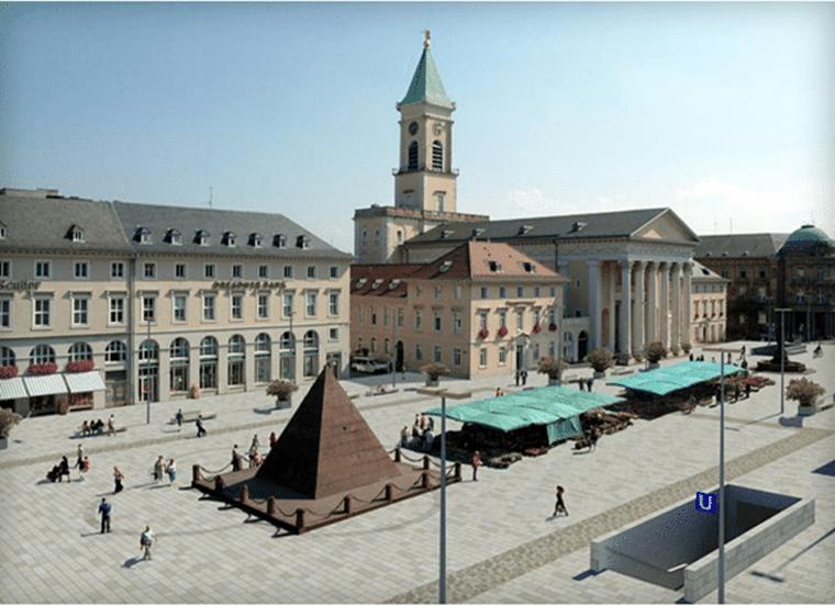 Kombilösung Karlsruhe Plan