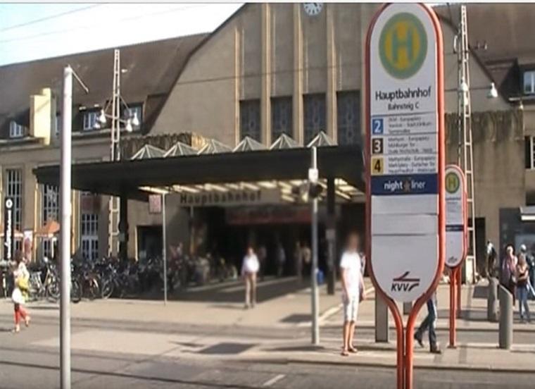 Karlsruhe Straßenstrich
