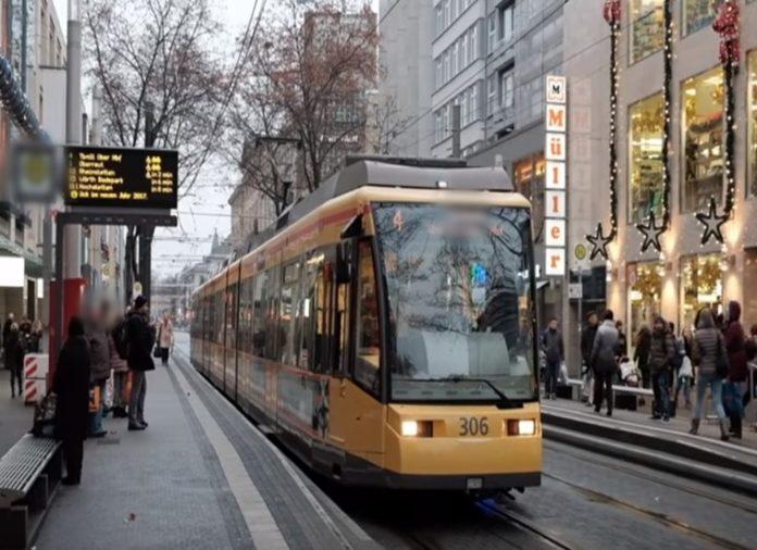 Bushaltestellen Karlsruhe
