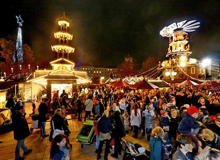 Weihnachtsmärkte Karlsruhe