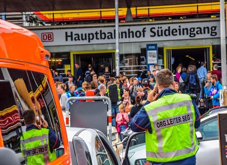 Karlsruhe Busbahnhof