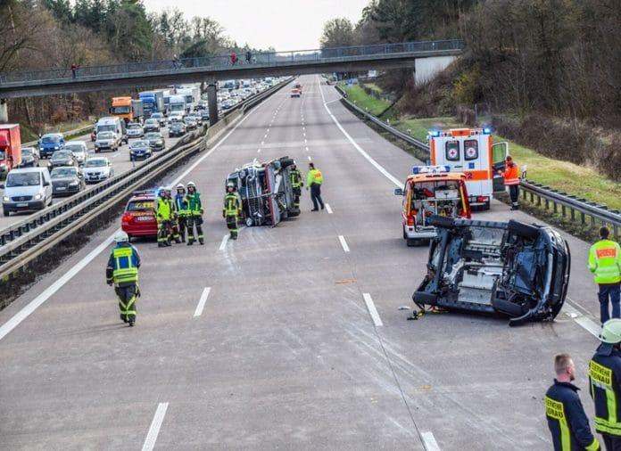 Unfall Gestern Autobahn A5