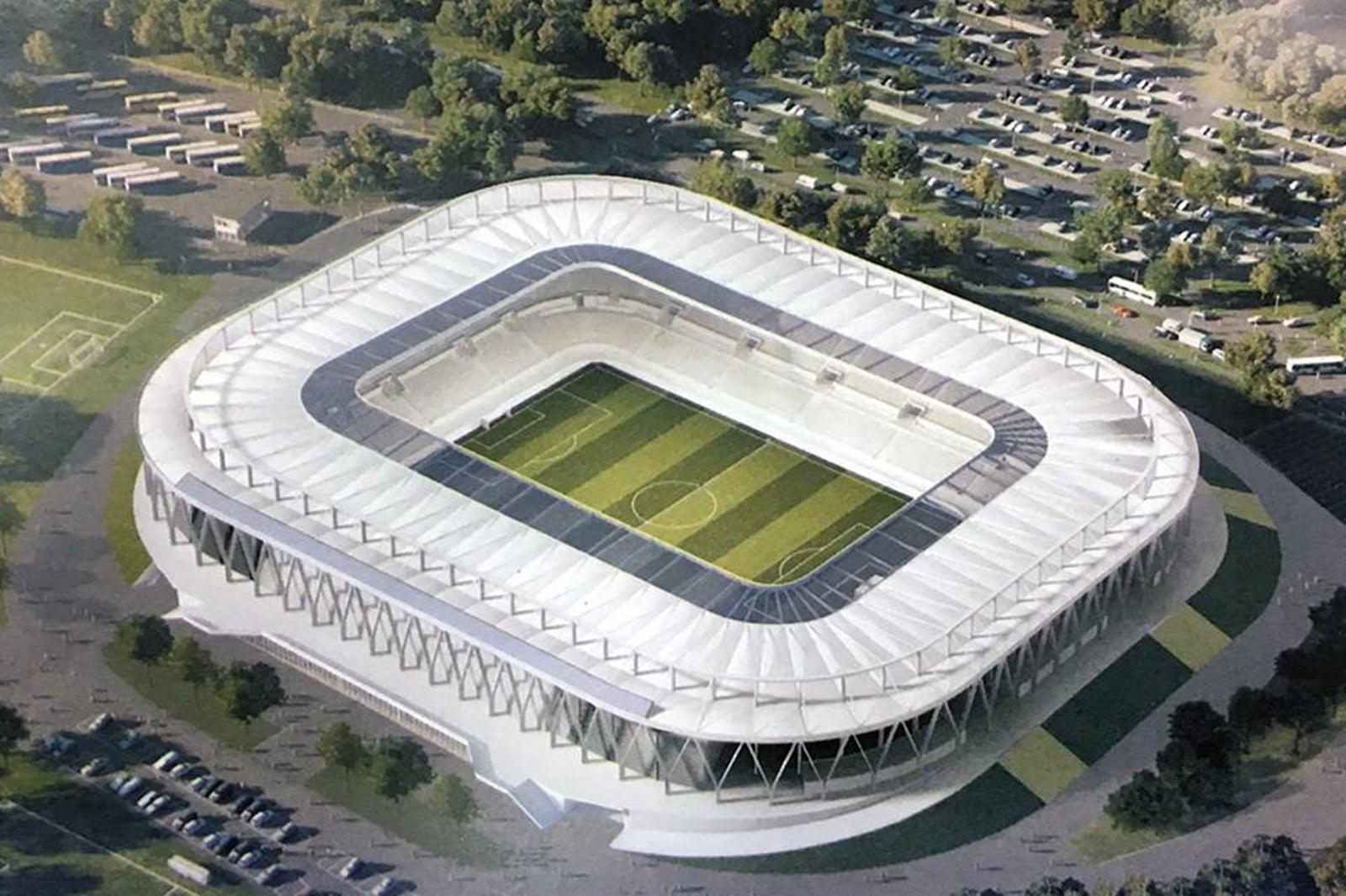 Neues Ksc Stadion