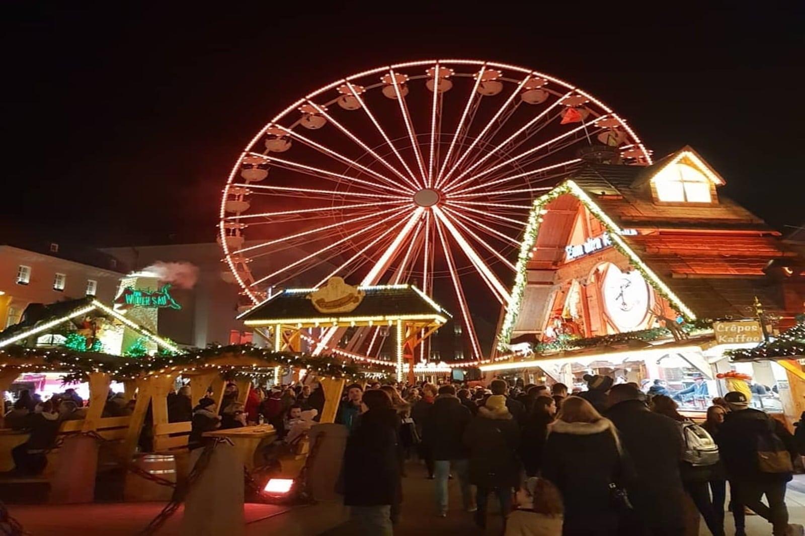 Stände Weihnachtsmarkt.Das Sind Die Schönsten Stände Auf Dem Karlsruher Weihnachtsmarkt