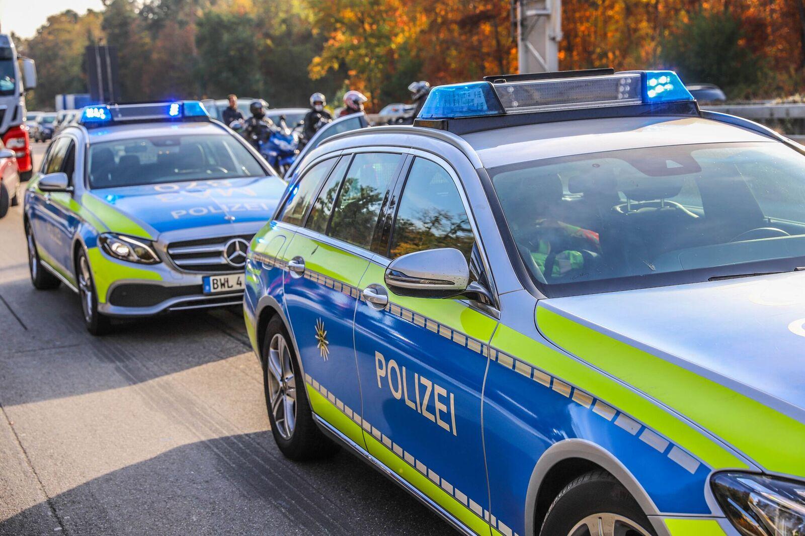 Polizei Mühlburg