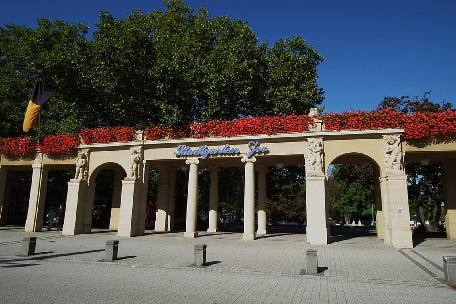 Karlsruher Zoo Corona