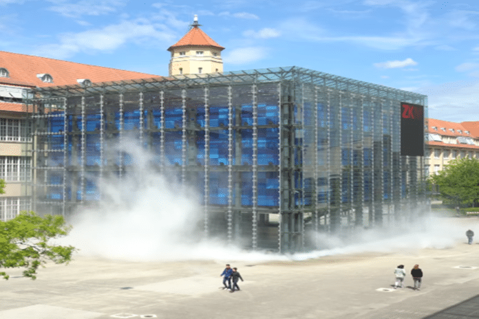 Zkm Karlsruhe Filmprogramm
