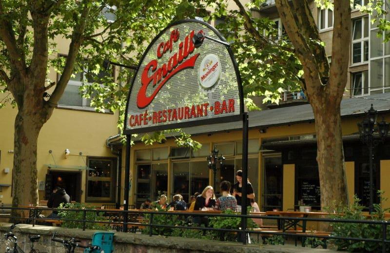 Cafe Email Karlsruhe