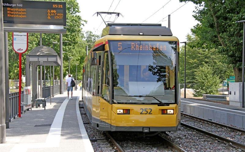 U Bahn Karlsruhe