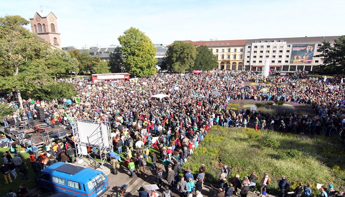 Karlsruhe Fridays For Future
