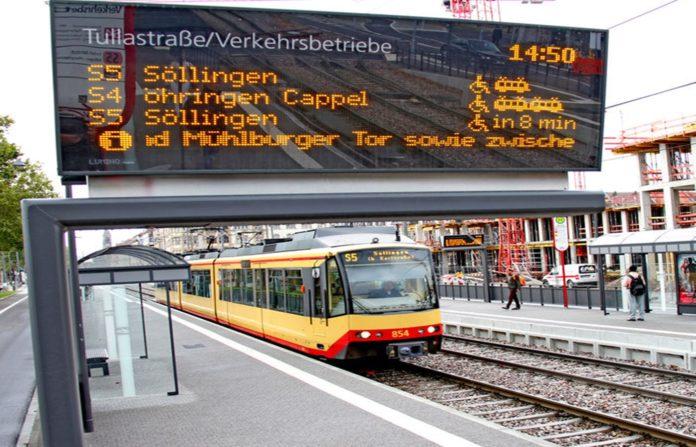 S Bahn Plan Karlsruhe