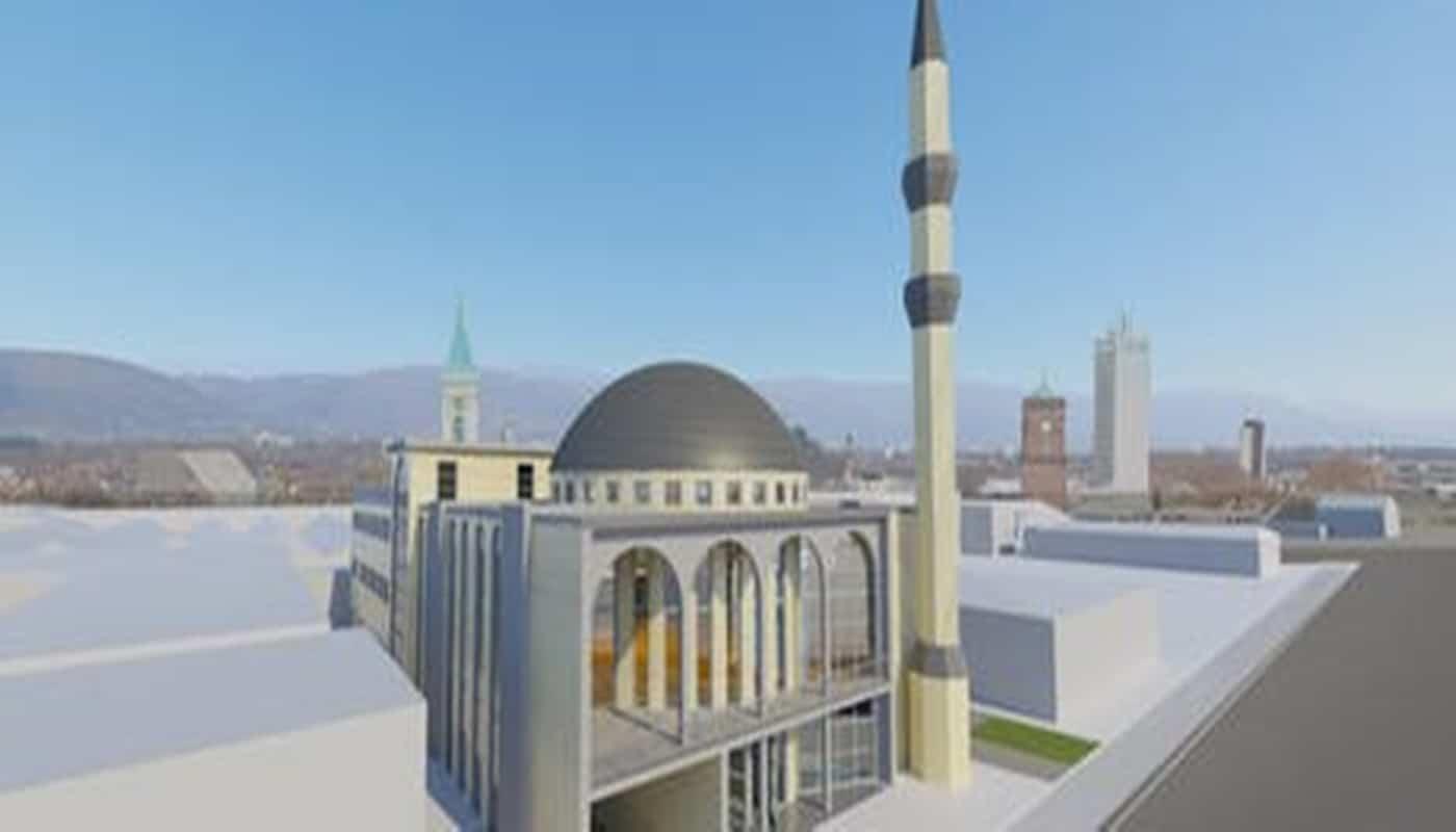Moschee In Karlsruhe