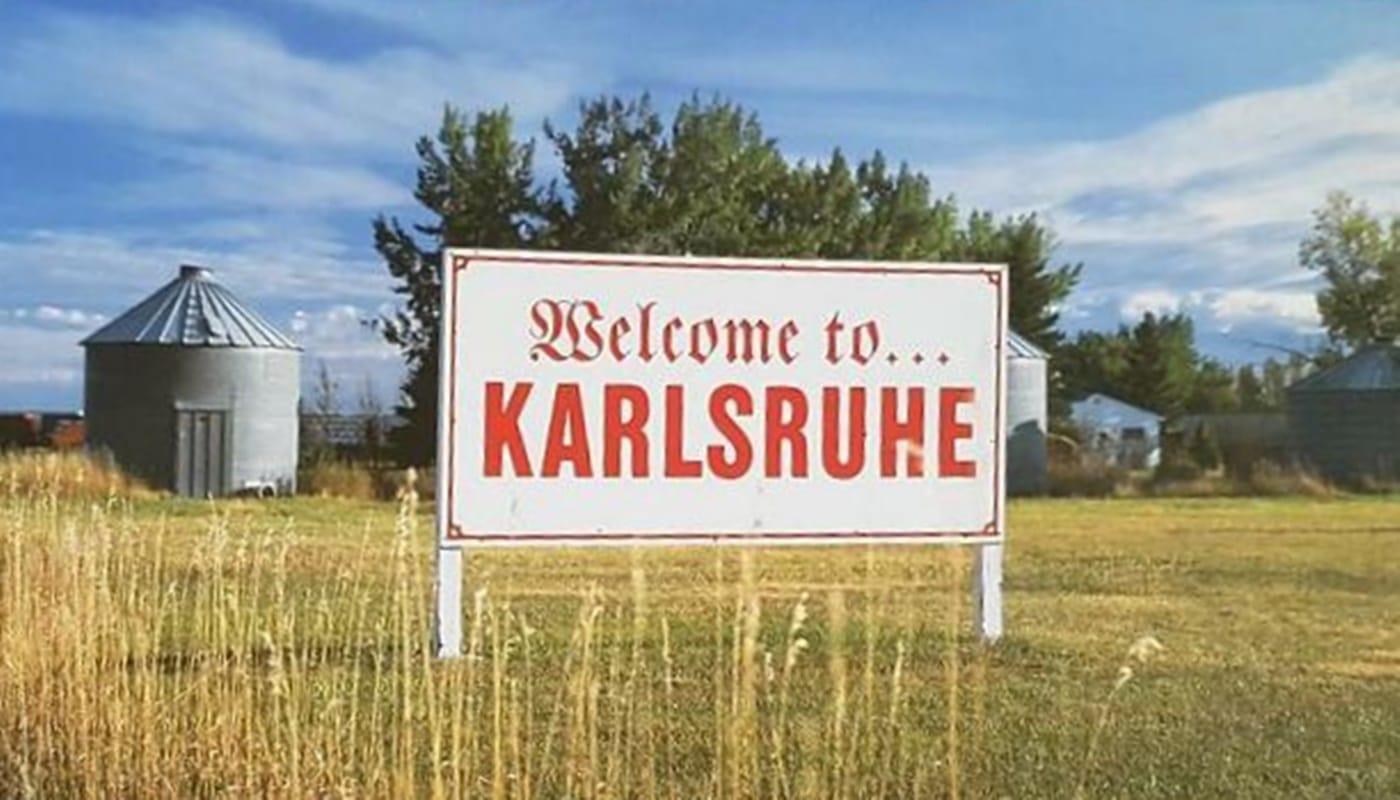 Einwohner Karlsruhe