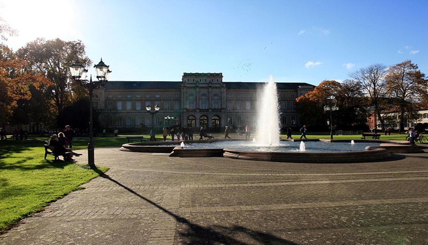 Naturkundemuseum Karlsruhe Parken