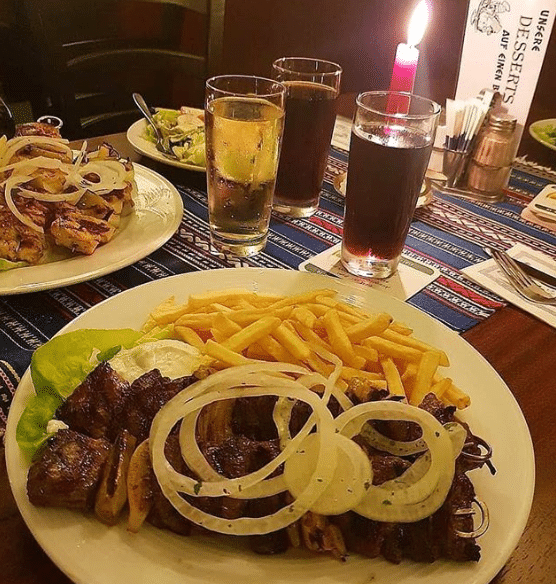 Griechisches Restaurant In Karlsruhe