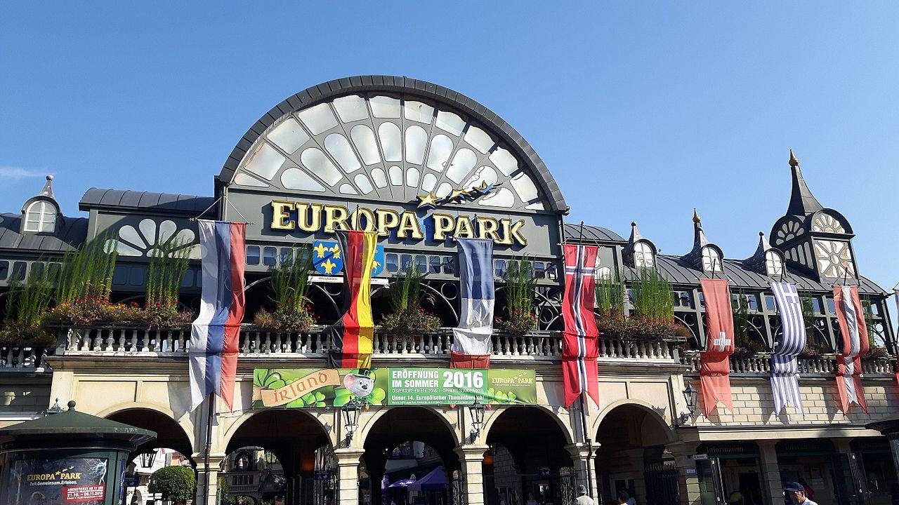 Europapark Mundschutz