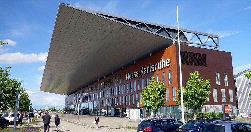 Messe Karlsruhe Parken