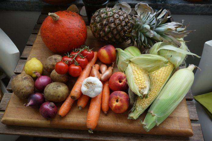 Frisches Bio-Gemüse aus eigenem Anbau in Deutschland