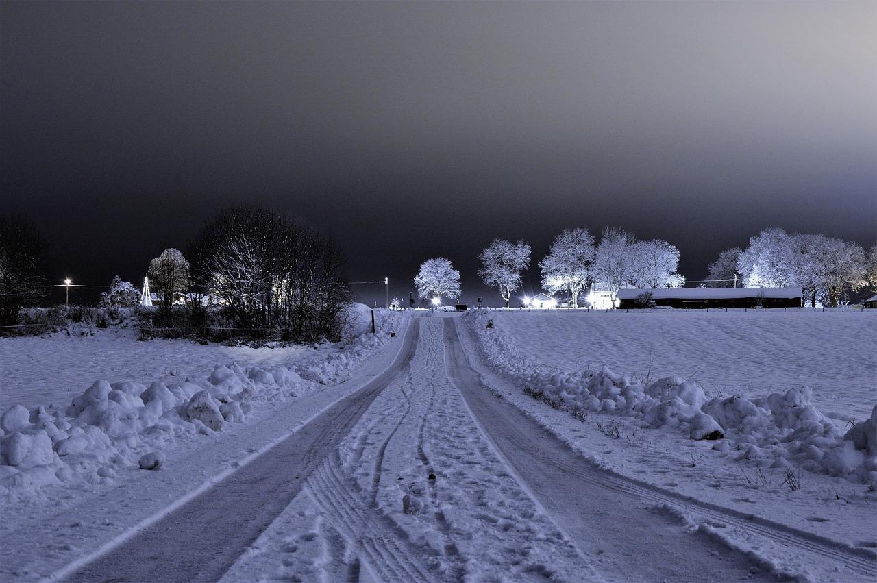 Feldberg Schwarzwald Schnee