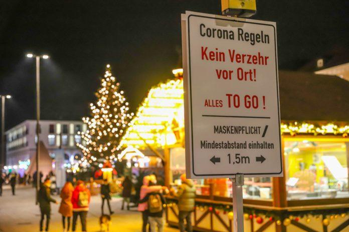 Christkindlesmarkt Karlsruhe 2021