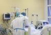 Eine Corona-Intensivstation in Deutschland. Patienten werden hier behandelt.