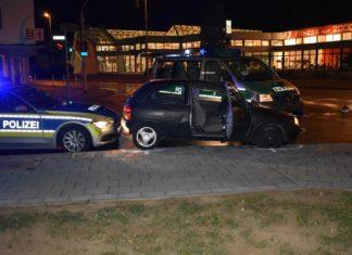 Polizei liefert sich wilde Verfolgungsjagd mit Autofahrer