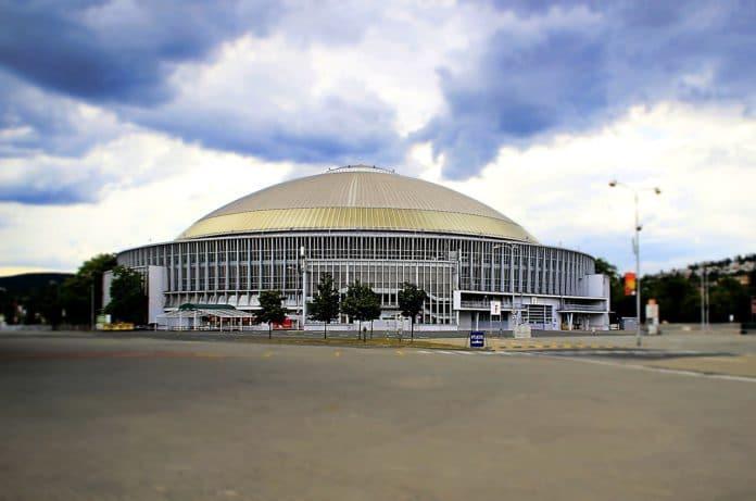 Zentrum in der Innenstadt für Besucher