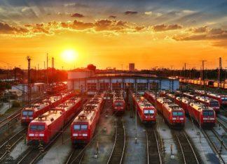 Deutsche Bahn rüstet Zug auf und wird klimafreundlich