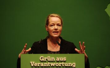 Thekla Walker von der Partei die Grünen