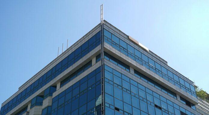 Konzerngebäude