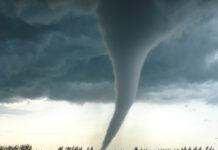 Tornado Sichtung in Deutschland