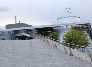 Daimler ihr Mercedes Haus