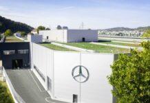 Neue Fabriken von Daimler für Batterien
