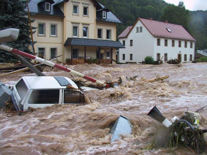 Hochwasser in der Pfalz
