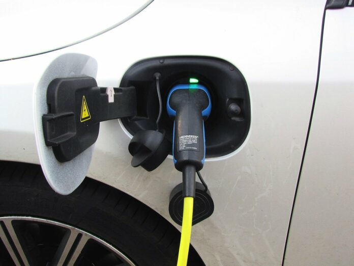 E-Auto tanken mit Strom