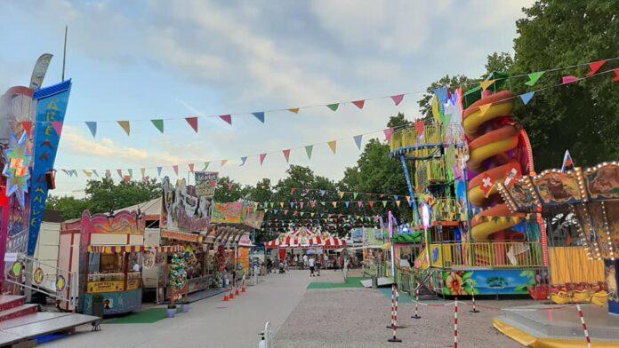 Pop-up Freizeitpark Rastatt