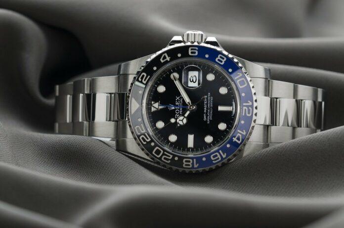 Teure Rolex Uhr