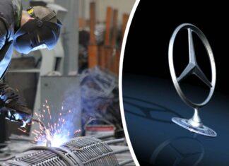 Werk bei Daimler