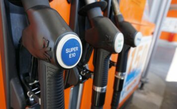 Tankstelle Spritpreise